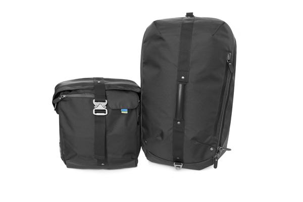 Full System - Day Pack & Carryall Pack